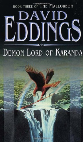 9780552148047: Demon Lord Of Karanda: (Malloreon 3)