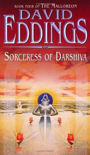 9780552148054: Sorceress Of Darshiva: (Malloreon 4) (The Malloreon (TW))