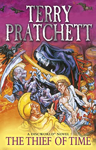 9780552148405: Thief Of Time: (Discworld Novel 26)