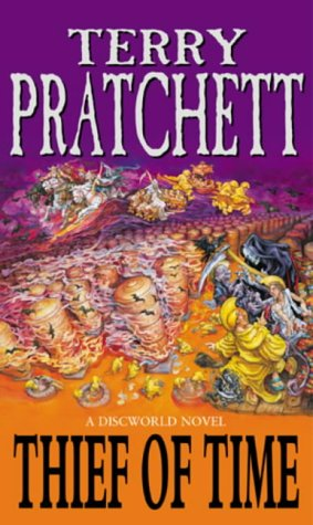9780552148405: Thief of Time: A Discworld Novel
