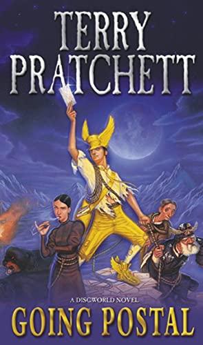 Going Postal : A Discworld Novel - Terry Pratchett