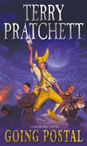 9780552149433: Going Postal: Discworld Novel 33 (Discworld Novels)