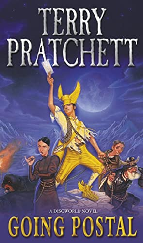 9780552149433: Going Postal: Discworld Novel 33 (Discworld Novels)