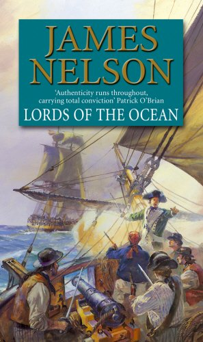 Lords of the Ocean (0552149632) by James Nelson
