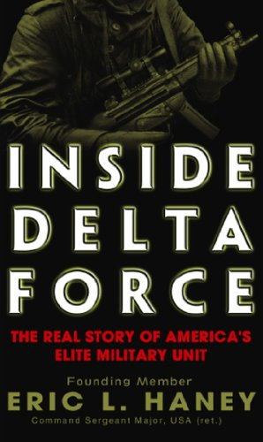 9780552150224: Inside Delta Force