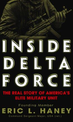9780552150224: Inside Delta Force