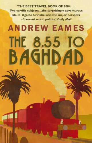9780552150774: THE 8.55 TO BAGHDAD