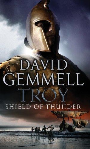9780552151122: Troy: Shield of Thunder