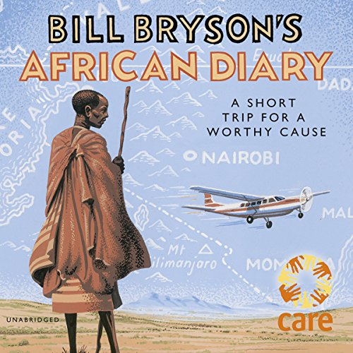 9780552151481: Bill Bryson's African Diary