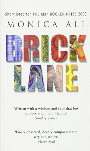 9780552151597: Brick lane: Shortlisted for the Man Booker Prize