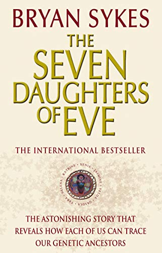 9780552152181: The Seven Daughters Of Eve