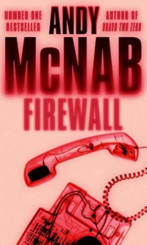 9780552152372: Firewall: Reissue