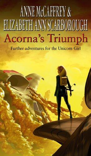 Acorna's Triumph (0552152757) by Anne McCaffrey; Elizabeth Ann Scarborough