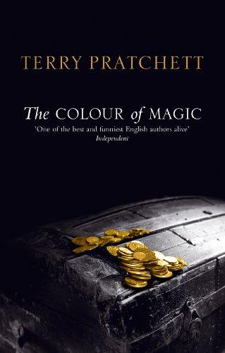 The Colour of Magic: Terry Pratchett