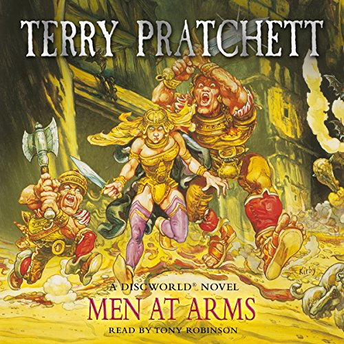 Men at Arms: Terry Pratchett