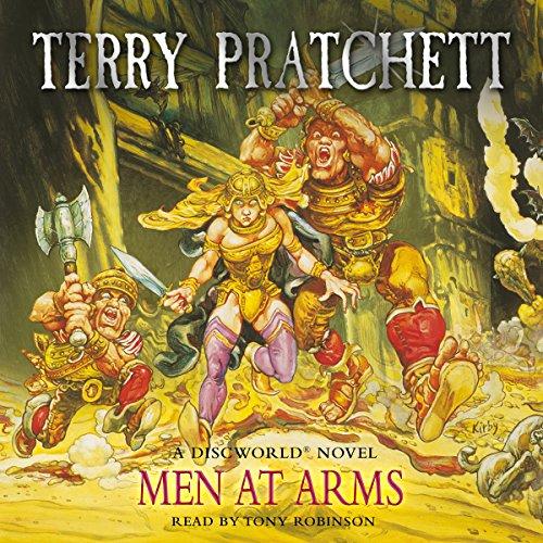 Men at Arms: Terry Pratchett