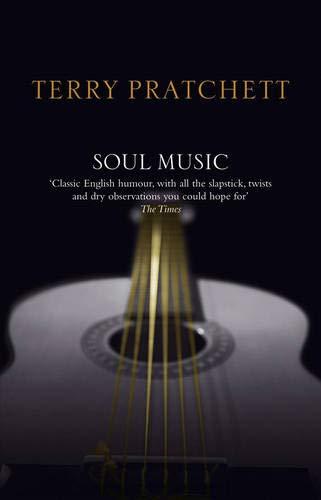 9780552153195: Soul Music