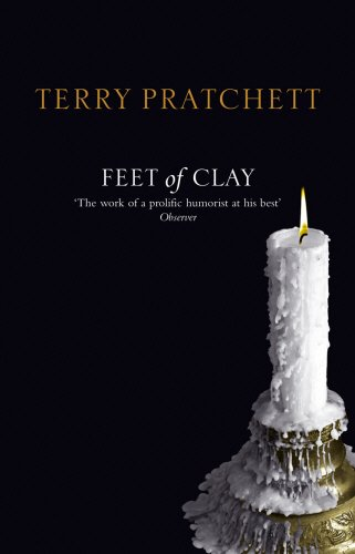 9780552153256: Feet of Clay (Discworld Novels)