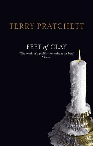 9780552153256: Feet of Clay (Discworld Novels)