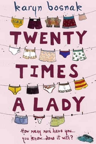 9780552153737: Twenty Times A Lady