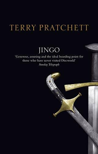 9780552154161: Jingo (Discworld Novels)