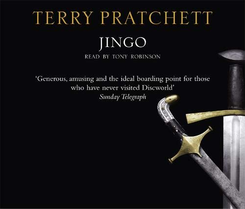 Jingo (0552154172) by Terry Pratchett
