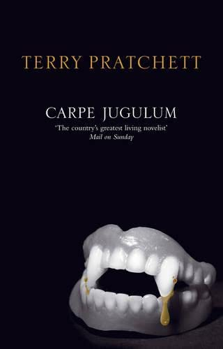 9780552154208: Carpe Jugulum: (Discworld Novel 23)