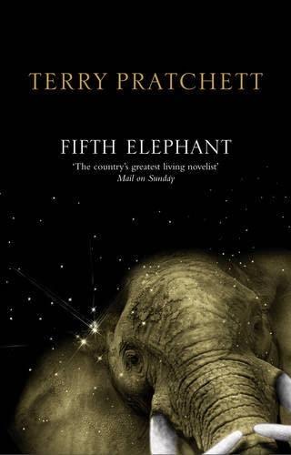 9780552154222: The Fifth Elephant: (Discworld Novel 24)