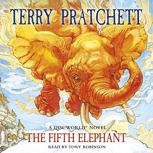 9780552154239: The Fifth Elephant