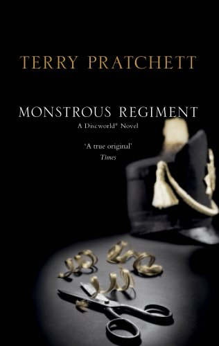 9780552154314: Monstrous Regiment (Discworld Novels)