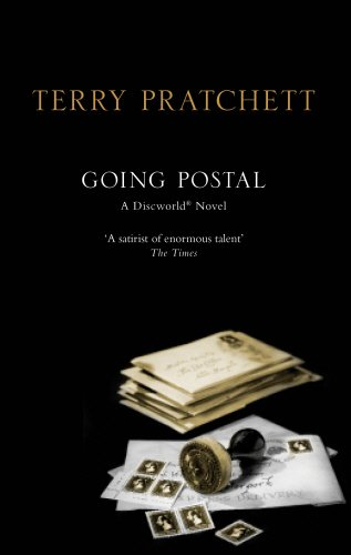 9780552154321: Going Postal: (Discworld Novel 33) (Discworld Novels)