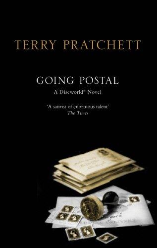 9780552154321: Going Postal: (Discworld Novel 33) (Discworld Novels)