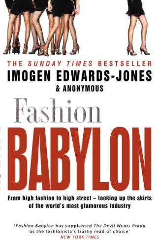 9780552154437: Fashion Babylon
