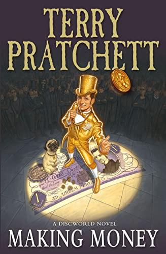 9780552154901: Making Money (Discworld Novels)