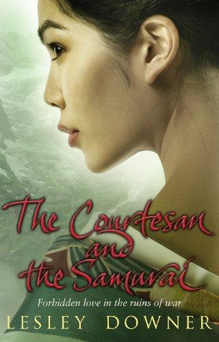 9780552155328: The Courtesan and the Samurai: Historical Romance
