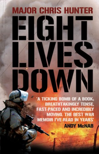 9780552155717: Eight Lives Down: The Story of a Counter- Terrorist Bomb-Disposal Operators' Tour in Iraq