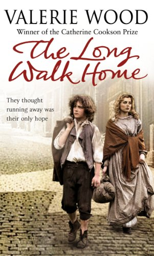The Long Walk Home: Wood, Valerie