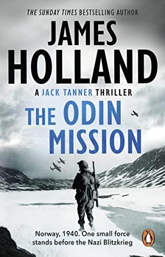 9780552157360: The Odin Mission (Jack Tanner)