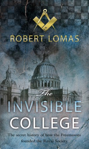 The Invisible College: Robert Lomas