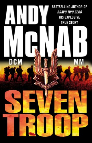 9780552158664: Seven Troop
