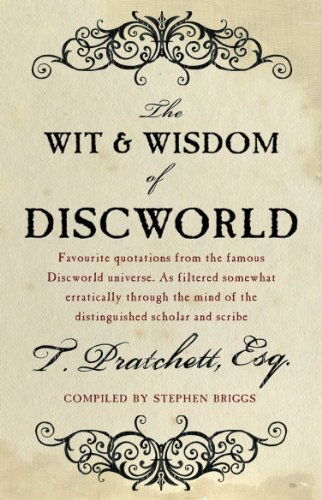 9780552159463: The Wit And Wisdom Of Discworld