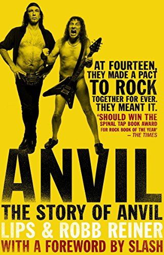 9780552159692: Anvil: The Story of Anvil