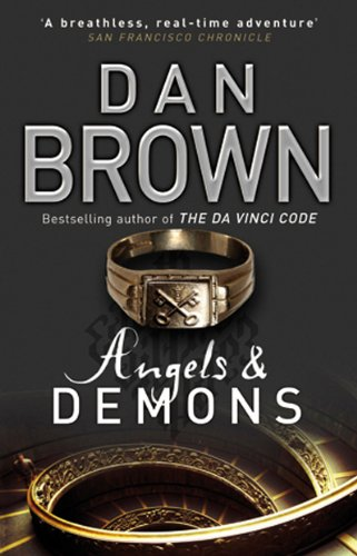 9780552160896: Angels and Demons (Robert Langdon)