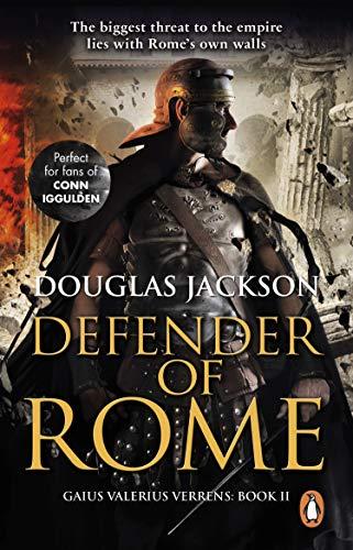 9780552161343: Defender of Rome (Gaius Valerius Verrens)