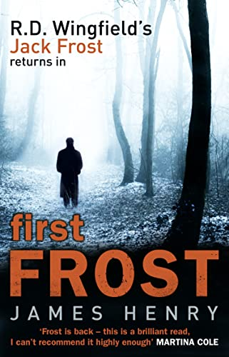 9780552161763: First Frost (DI Jack Frost Prequel)