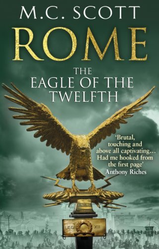 9780552161817: Rome: The Eagle Of The Twelfth: Rome 3