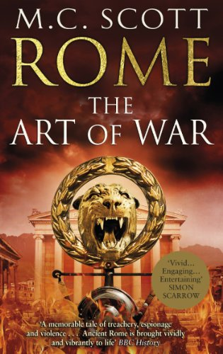 9780552161831: Rome: The Art of War (Rome 4)