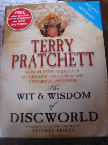 9780552161879: The Wit and Wisdom of Discworld (exclusive to WH Smith)