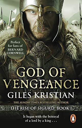9780552162425: God of Vengeance (Sigurd)