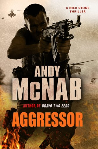 9780552163606: Aggressor: (Nick Stone Thriller 8)